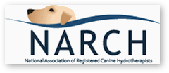 National Association of Registered Canine Hydrotherapists logo